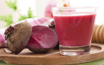 Drinking a glass of THIS juice a day reduces blood pressure in the elderly