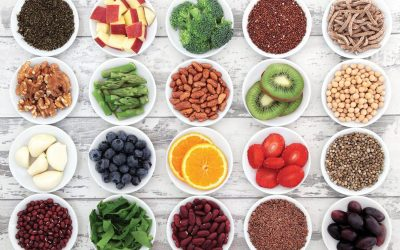 Important nutrients over for over 50s: What you should be eating