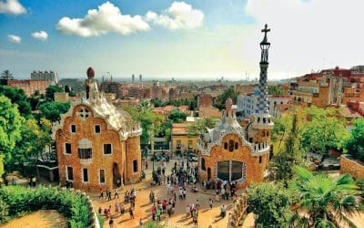 Bustling Barcelona! We visit the cosmopolitan capital of Catalonia