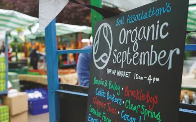 Go organic for Organic September!