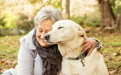 Living longer: Dog ownership associated with longer life