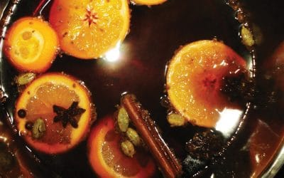 Winter warmer: How to make a Christmas favourite – mulled wine