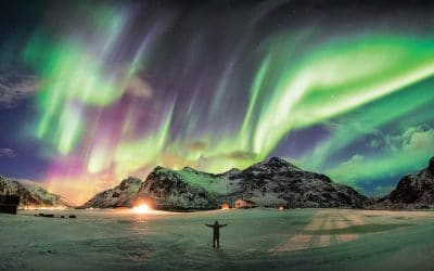 Green sky at night, tourist's delight! The 7 best places in the world to see the Northern Lights