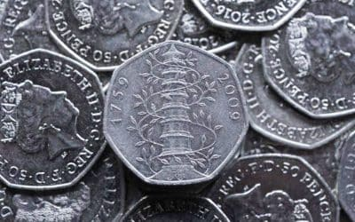 The 10 most valuable and rare 50p and £2 coins in circulation – and how much they're worth