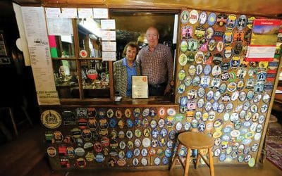 Pub of the Year 2020: Berkshire 'gem' The Bell Inn with 'great beer' and outdoor loo scoops title
