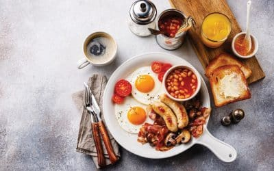 Eating a big breakfast will 'burn more calories'