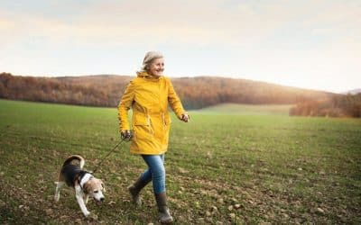 Exercise during lockdown: Why walking is so good for us