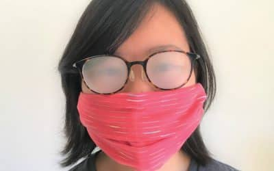 All steamed up? How to stop your glasses fogging up while wearing a face mask