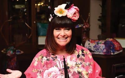 It's 'not for wusses': 7 really great things about growing older by Dawn French