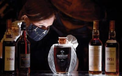 Whisky gets 'age verification service' to fight against fakes
