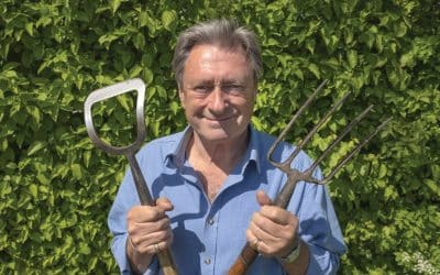 Alan Titchmarsh: Gardeners are interacting with nature and encouraging it along