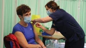 Vaccine uptake