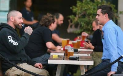 Euro 2020 and warm UK weather drives 40% summer spending increase in pubs and bars